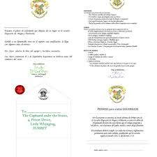 Carta De Harry Potter Pdf Quotes About D