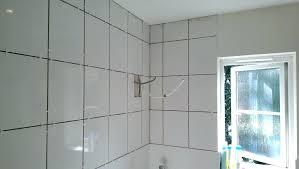 shower installation walk in shower installation ca tile shower
