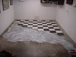 installing vct tile in the garage the garage journal board