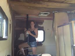 Toyota RV Camper Remodel Winnies Transformation With Brittany Taylor