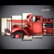 100 Fire Truck Wall Art 15 The Best Brilliant Vintage Realvalueme