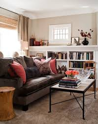 chocolate sofa living room ideas endearing chocolate brown couch