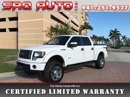 100 Lifted Trucks For Sale In Florida Used 2012 D F150 FX4 SuperCrew 65ft Bed 4WD For In