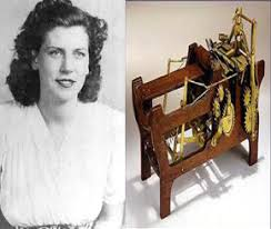 Margaret Knight An Employee Of Paper Bag Factory Invented A New Machine Part That Mechanically Folds And Glues The Bags Creating Square Bottom For