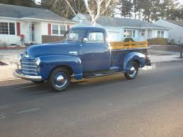 100 Pick Up Truck For Sale By Owner 1950 Chevrolet 3100 12 Ton Pickup Antique Car Toms River NJ 08757