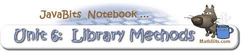 Java Mathceil Return Integer by Java Math Class And Methods Javabitsnotebook Com