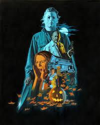 Dave And Busters Halloween Toronto by The Geeky Nerfherder Coolart U0027halloween U0027 By Paul Mann