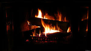 8 HOURS of Calming Fireplace Sound and Music Meditation Sleep