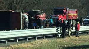 Overturned Dump Truck Closes Route 280 In East Hanover | NJ.com Used Trucks For Sale In Nc By Owner Elegant Craigslist Dump Truck For Isuzu Nj Mack Classic Collection Used 2012 Peterbilt 337 Dump Truck For Sale In 92505 2009 Isuzu Npr Hd New Jersey 11309 Backhoe Service New Jersey We Offer Equipment Rental Utah And Ct Plus Little Tikes Best Resource Truck Dealer In South Amboy Perth Sayreville Fords Nj 1995 Cl Triaxle Tri Axle Sale Driving Jobs Auto Info