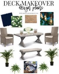 The Plans For Our Deck Makeover! - Shine DIY & Design