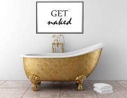 holen sie sich nackt zeichen badezimmer wand dekor badezimmer poster wandkunst nackt druck moderne minimalistisch druckbare home schlafzimmer