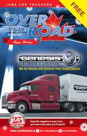 100 Dac Report For Truck Drivers Over The Road December 2019 By Over The Road Magazine Issuu
