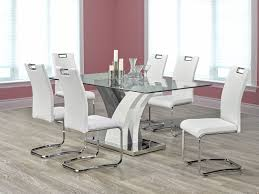 100 Dress Up Dining Room Chairs Up Your Dining Room With This Distinguished Tuxedo Sevenpiece