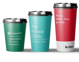 Branding For Printed Paper Cups Is Vital
