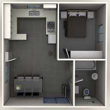 100 One Bedroom Granny Flats Designs Smart Choice