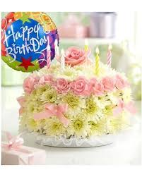 Christmas Shopping Sales on Birthday Flower Cake Pastel with