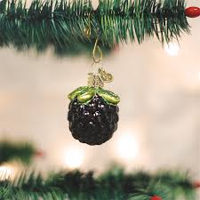 Pickle On Christmas Tree Myth by Old World Christmas Ornaments At The Christmas Chalet Gifts