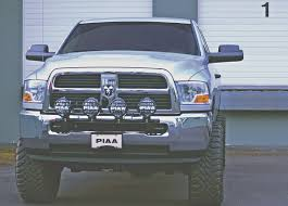 PIAA INTRODUCES NEW LINE OF VEHICLE-SPECIFIC LIGHT BARS FOR PICKUPs ...