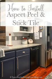 Metal Adhesive Backsplash Tiles by Stick And Peel Backsplash Tiles Shop Peel And Stick At Instant