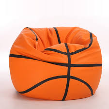 Basketball Style Large Bean Bag Chair