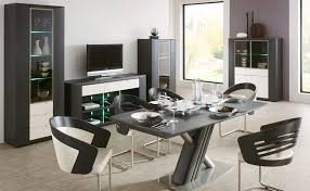 Captivating Ultra Modern Dining Room Chairs Tables Stylish Glass Table
