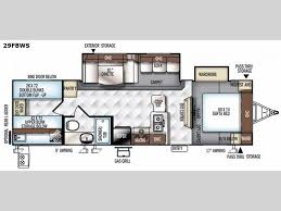 2011 Coleman Travel Trailer Floor Plans by Flagstaff Super Lite Travel Trailer Rv Sales 17 Floorplans