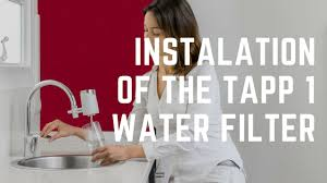 Brita Faucet Mount Instructions by Tapp Water Installation Of Your Home Water Filter Tapp 1 Youtube