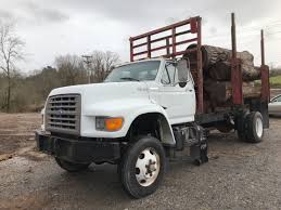 100 Used Log Trucks For Sale D F700 4x4 Truck Under Cdl D F750 For Sale