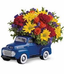 100 50 Ford Truck Richardsons Flowers 48 Pickup Bouquet