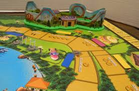 Attractions In Roller Coaster Tycoon Board Game