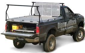 Diamondback Bed Cover by Diamondback Four Post Ladder Rack Truck Bed Rack System