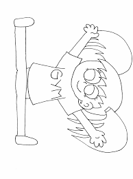 Gymnastics Sports Coloring Pages
