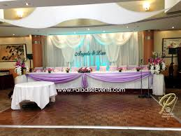 Wedding Decor Vancouver Sun Sui Wah Weddingdecor Flower Paradise Events Backdrops Chair