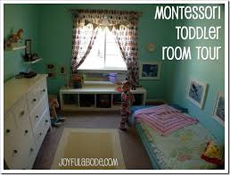 Montessori Toddler Room Tour Joyful Abode