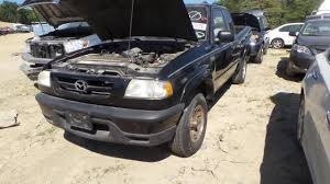 100 2002 Mazda Truck Parting Out B3000 Stock M81023 YouTube