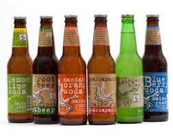 Maine Root All Natural Handcrafted Soda Really Great Beer And Pumpkin Pie