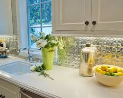 Tin Tiles For Backsplash by Tin Tile Backsplash Houzz