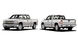 A Look At 100 Years Of Chevy Trucks And The New Anniversary Models ...