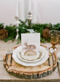 Rustic Thanksgiving Tablescape Ideas