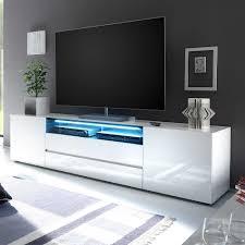 schön tv lowboard weiß hochglanz tv lowboard weiß