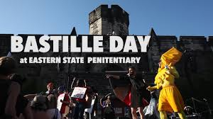 Eastern State Penitentiary Halloween 2017 by Bastille Day At Eastern State Penitentiary Youtube