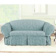 Sure Fit Slipcovers Bed Bath Beyond by Buy Cotton Loveseat Cover From Bed Bath U0026 Beyond