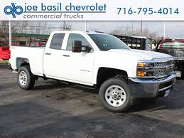 100 4wd Truck New 2019 Chevrolet Silverado 2500HD Work Double Cab Pickup In