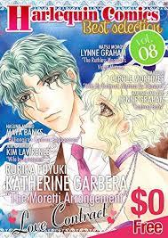 Free Harlequin Comics Best Selection Vol 008