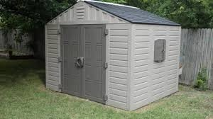 Keter Storage Shed Home Depot us leisure 10 ft x 8 ft keter stronghold resin storage shed