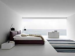 Plain Design Minimal Bedroom Modern Minimalist Bedroom Designs