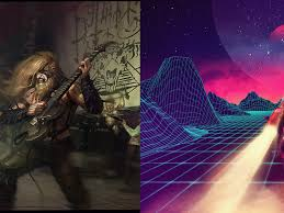 Folk Metal And New Retro Wave