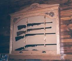 Diy Gun Rack Plans by Download Gun Cabinet In Wall Plan Plans Diy How To Build A Wet Bar