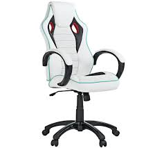 Buy X-Rocker Height Adjustable Office Gaming Chair - White At Argos ... Dxracer Blackbest Gaming Chairsbucket Seat Office Chair Best Gaming Chair Ergonomics Comfort Durability Game Gavel Review Nitro Concepts S300 Gamecrate Cheap Extreme Rocker Find Bn Racing Computer High Back Office Realspace Magellan Fniture Ergonomic Fold Up Amazoncom Formula Series Dohfd99nr Newedge Edition Xdream Sound Accsories Menkind Ak Deals On 5 Most Comfortable Chairs For Pc Gamers X Really Cool Bonded Leather Accent