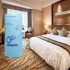concise home tragbarer elektrischer wäschetrockner 1000w großer kapazität 10kg doppelter edelstahlreise mini trockner